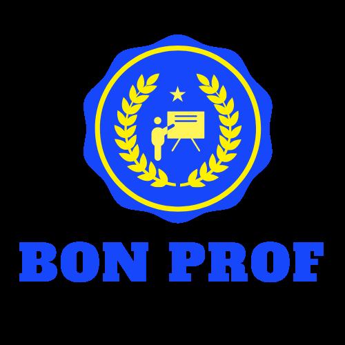 BonProf - Trouver le bon professeur